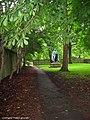 St Michael's church grounds. - panoramio.jpg