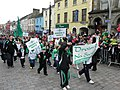 St Patrick's Day, Omagh 2010 (30) - geograph.org.uk - 1757702.jpg
