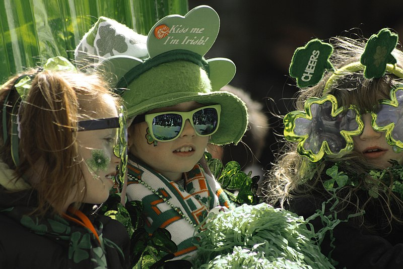 File:St Patricks Day Parade Montreal.jpg