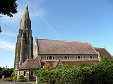 St Saviour on the Cliff, Shanklin, Isle of Wight - geograph.org.uk - 1710702.jpg