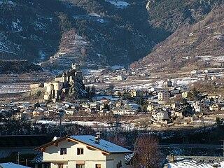 Saint-Pierre, Aosta Valley Comune in Aosta Valley, Italy
