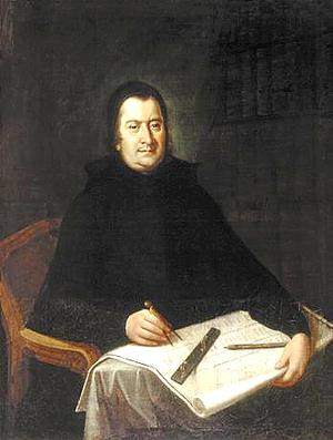 Stanisław Konarski - anonymous portrait