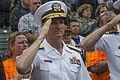 Star-Spangled Spectacular recognition at Baltimore Orioles baseball game 140913-N-WX580-080.jpg