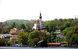 Starnberg, Stadtansicht HB-1