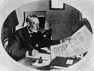 John James Clark English-Australian architect
