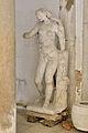 Statua di nudo femminile lato al Museo Archeologico Procuratie nuove Venezia.jpg