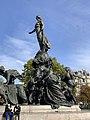 Statue Triomphe République Paris 2.jpg