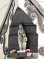 Statue at the corner of rue Sainte-Anne & rue Chérubini.jpg