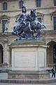 Statue of Louis XIV by Gianlorenzo Bernini, 25 November 2011.jpg