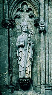 Swithun 9th-century Bishop of Winchester