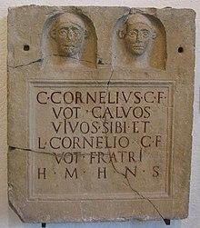 Cornelia Gens Wikipedia