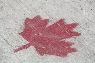 Canadian identity - The maple leaf is the symbol most associated with Canadian identity.
