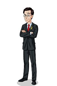 Stephen Colbert avatars on Yahoo!.jpg