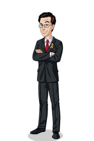 Stephen Colbert (character) - Colbert avatar