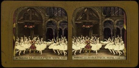 Stereokort, Robert le Diable 8, acte III, scène VIII - SMV - S110b.tif