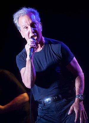 Steve Walsh (musician) - Image: Steve Walsh Kansas 2012