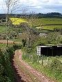 Stokeinteignhead Bridleway 2 - geograph.org.uk - 788277.jpg