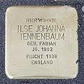 Stolperstein Motzstr 82 (Wilmd) Ilse Johanna Tennenbaum.jpg