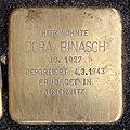 Stolperstein Prenzlauer Promenade 178 (Panko) Dora Binasch.jpg