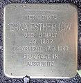 Stolperstein Thomasiusstr 11 (Moabi) Erna Esther Löw.jpg