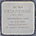 Stolperstein für Frieda Fuchsova (Lostice).jpg
