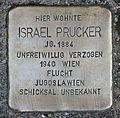 Stolperstein für Israel Prucker.JPG