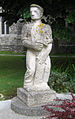Stonemason statue, Langton Matravers - geograph.org.uk - 1408188.jpg