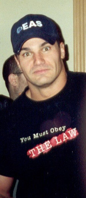 Lance Storm - Storm in 2001.