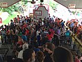 Storm Runner queue area, Hersheypark, 2013-08-10.jpg