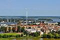 Stralsund, Blick von der Marienkirche (2013-07-07-), by Klugschnacker in Wikipedia (24).JPG