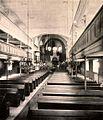 Strasbourg synagogue rue Sainte Hélène vue intérieure 1890.jpg