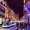 Strasbourg tram rue de la Mésange.jpg