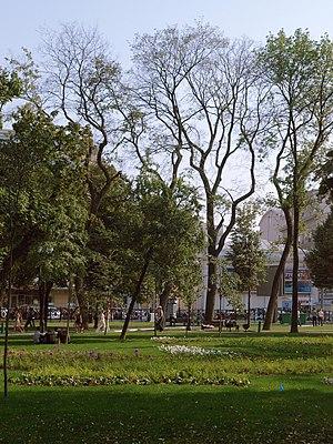 Strastnoy Boulevard - Image: Strastnoy Boulevard 2008 01