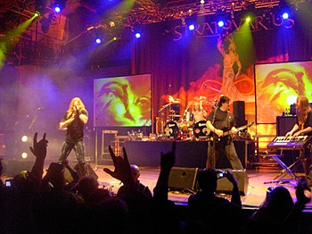 Stratovarius Progresif Rock Grubu