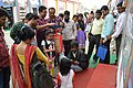 Street Portrait Session - 40th International Kolkata Book Fair - Milan Mela Complex - Kolkata 2016-02-02 0396.JPG