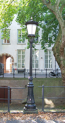 Straatlantaarn - Wikipedia