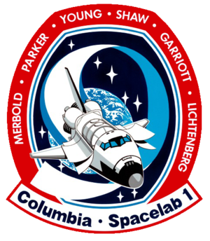 STS-9 - Image: Sts 9 patch