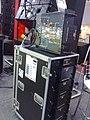 StudioR Heavy Duty power amplifier, ExpoMusic 2010.jpg
