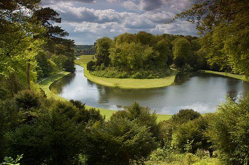 UNESCO-Welterbe Park von Studley Royal, Ripon