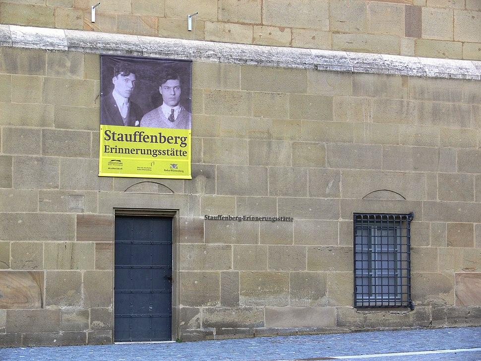 Stuttgart Altes Schloss Stauffenberg