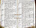 Subačiaus RKB 1832-1838 krikšto metrikų knyga 123.jpg