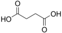 Succinic acid.png