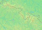 Vrchlabí - Vejsplachy - běžkařská trať - Cze