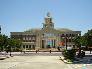 Sugar Land Town Square - City of Sugar Land City Hall
