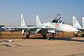 Suhkoi Su 27SM-3 Flanker 55 red (8583255987).jpg