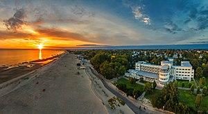 Pärnu - Pärnu beach