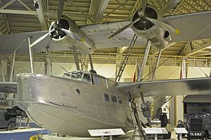 Supermarine Stranraer - The RAF Museum's Stranraer, 2015