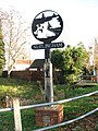 Surlingham village sign - geograph.org.uk - 1605725.jpg