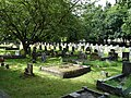 Sutton Scarsdale New Cemetery - geograph.org.uk - 905411.jpg