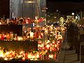 Svíčky za Václava Havla, 1.jpg